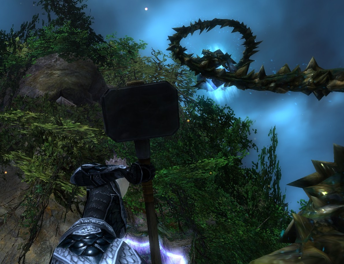 GuildWars2: The Guardian is Getting Entangled – Creeping…